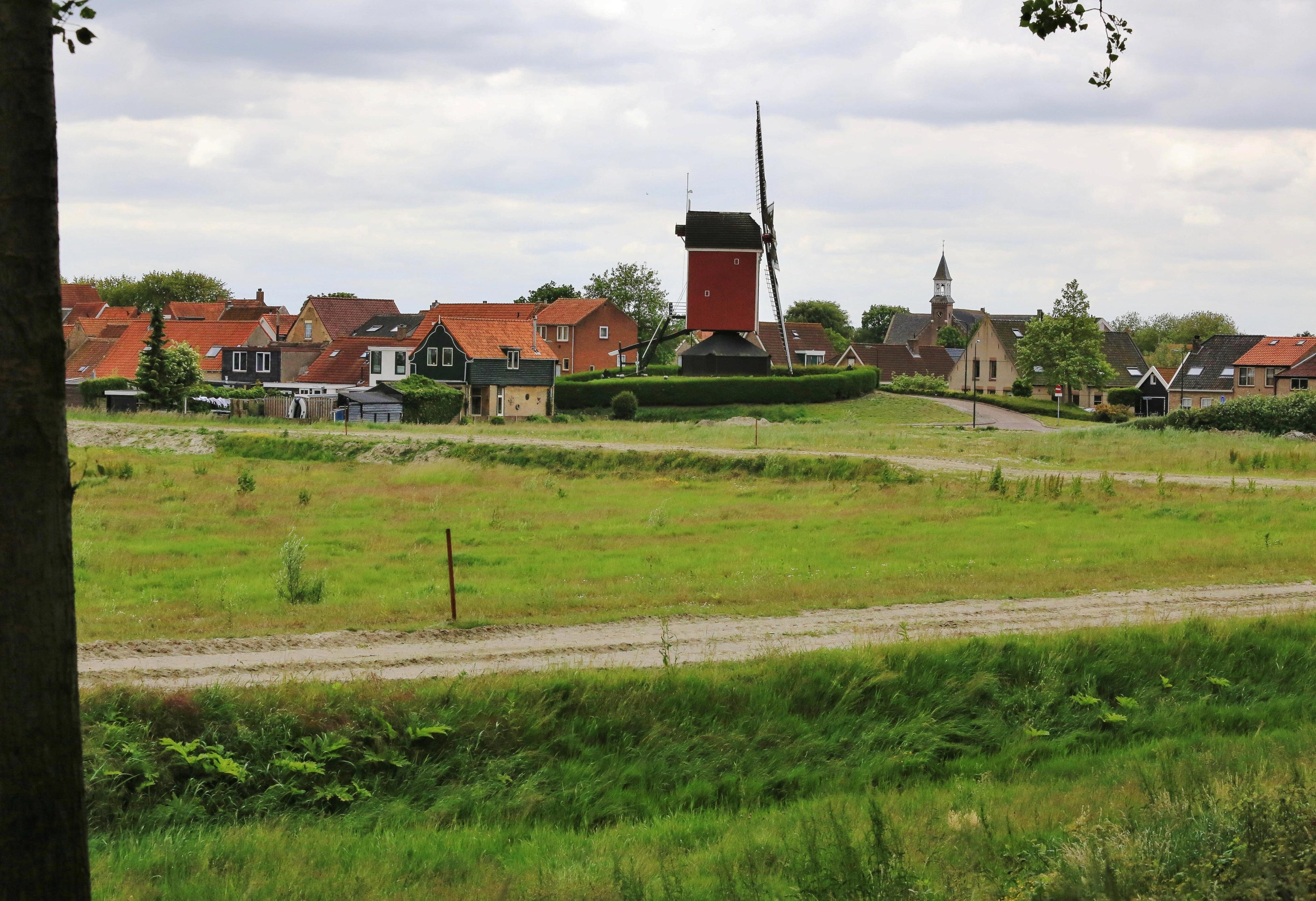 Zeeuws dorp