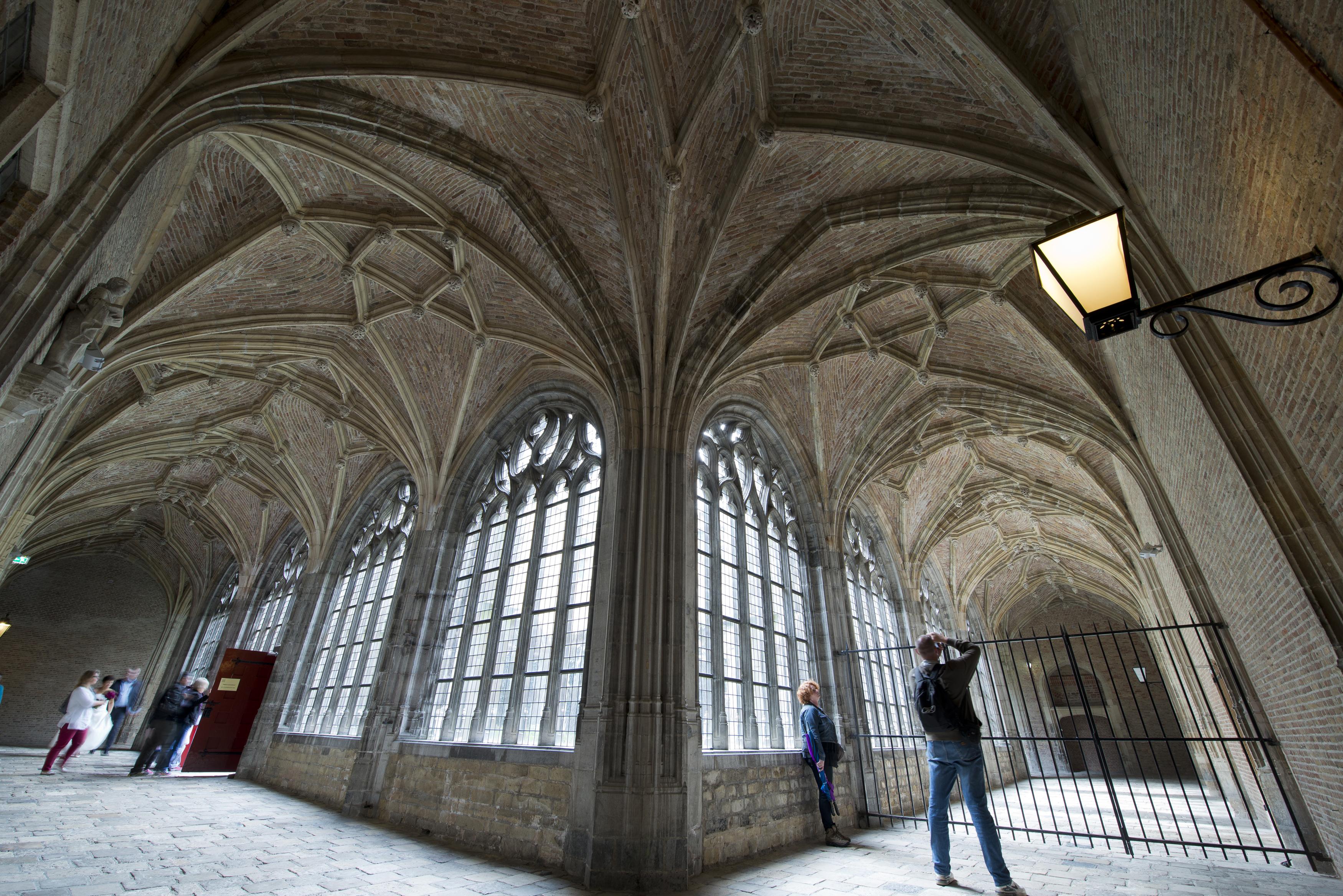 Kloostergangen abdij