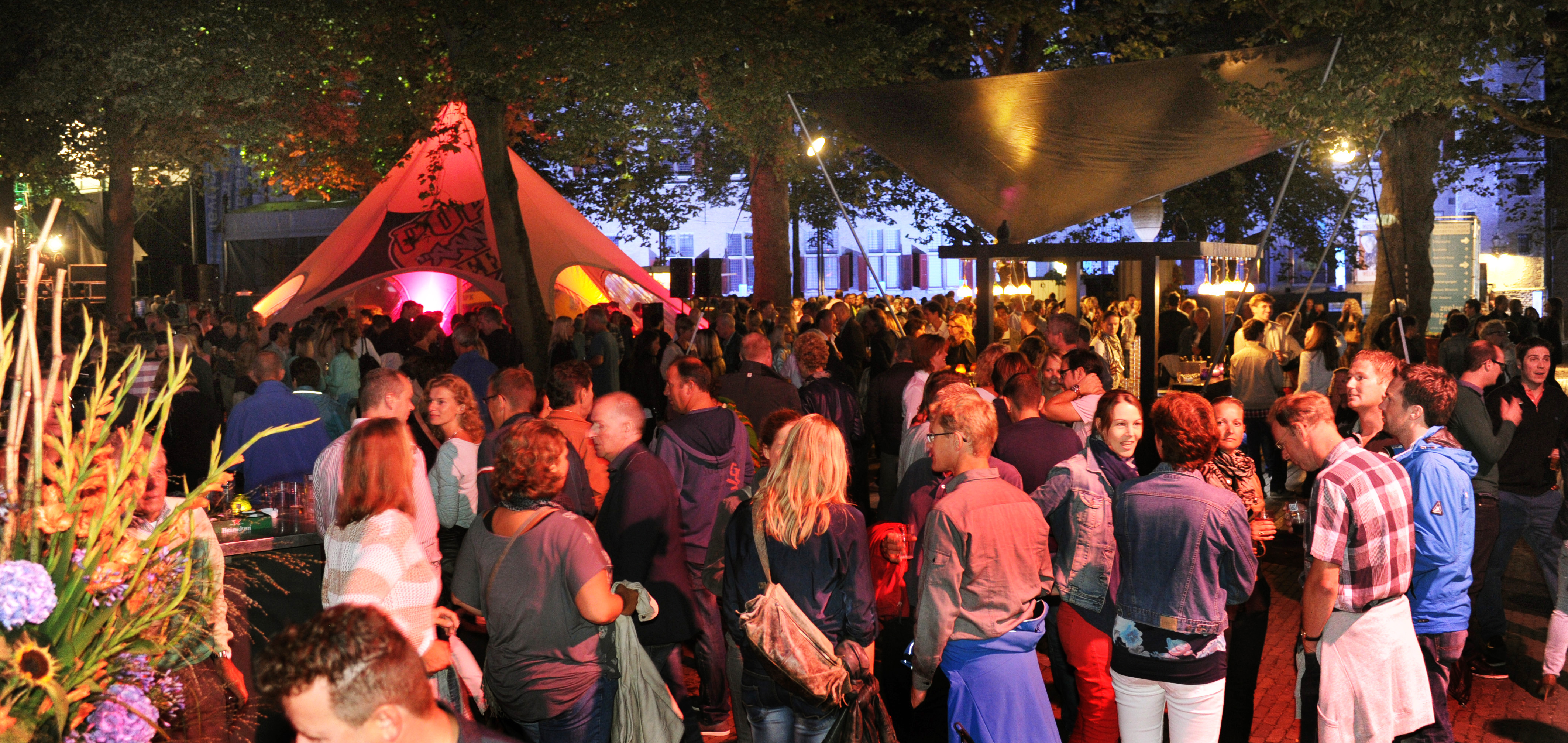 Zeeland Nazomer Festival op Abdijplein