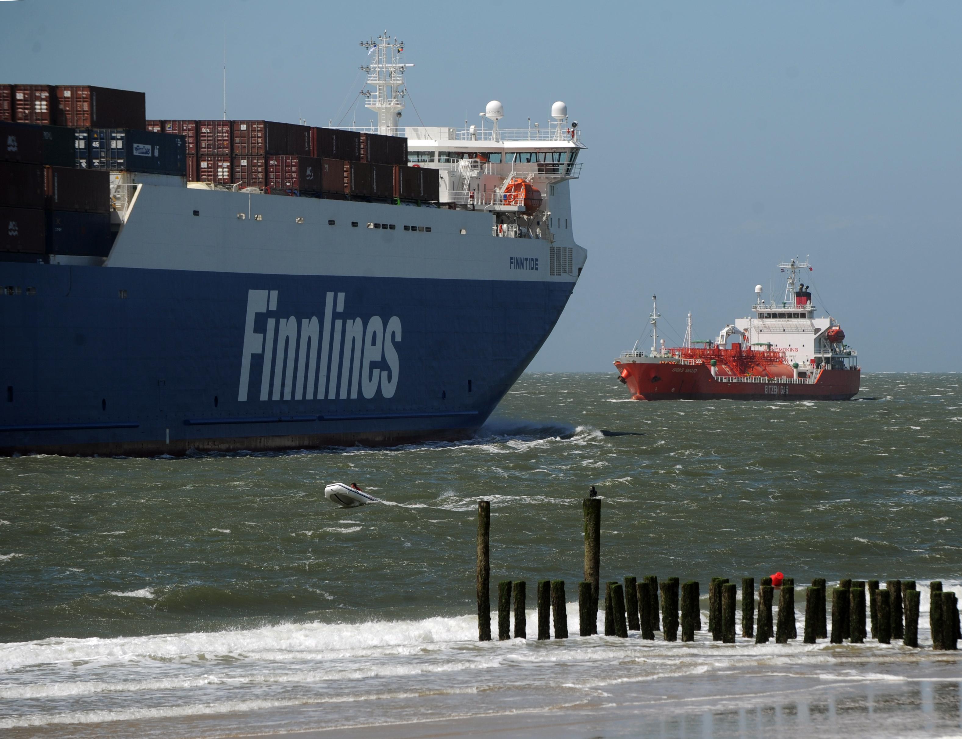 containervervoer zeeland